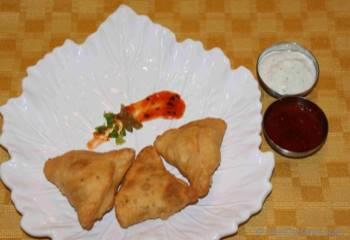 Step for Recipe - Samosa