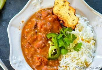Step for Recipe - Creamy Slow Cooker Beans Curry