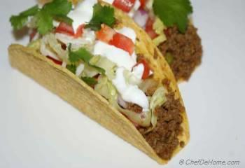 Step for Recipe - Lamb Tacos