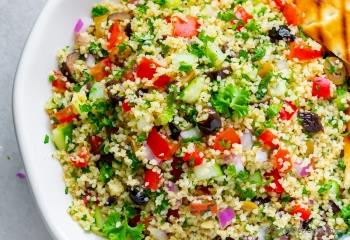 Step for Recipe - Tabbouleh