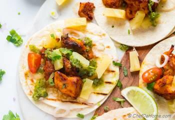 Step for Recipe - Tacos Al Pastor