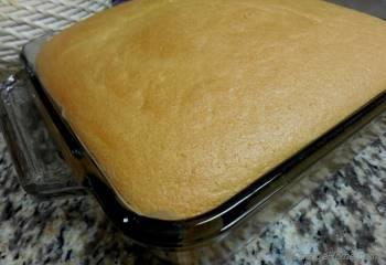 Step for Recipe - World's Best - Moist Tres Leche Cake