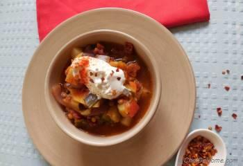 Step for Recipe - Vegetable Goulash