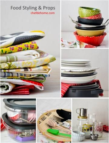Food Blogging | Food Styling Props