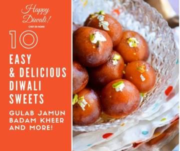 Top 10 Easy Diwali Sweets