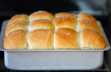 The Best Parker House Bread Rolls from Omni Parker House Rolls