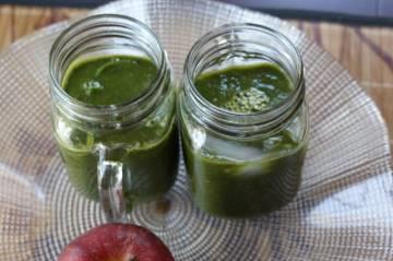 Spinach Tomato Blast Smoothie