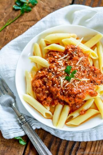 Best Homemade Tomato Sauce from Scratch