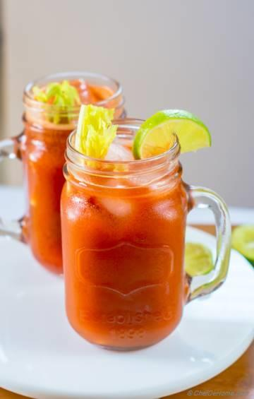 V8 Juice Plus - Homemade and Healthy
