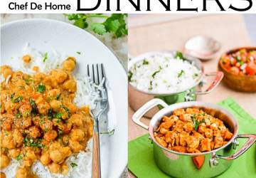 15 Easy Vegan Dinners Ideas for Weekdays