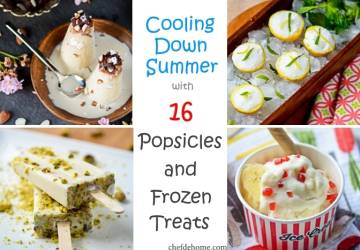 16 Popsicles Recipes and Frozen Treats