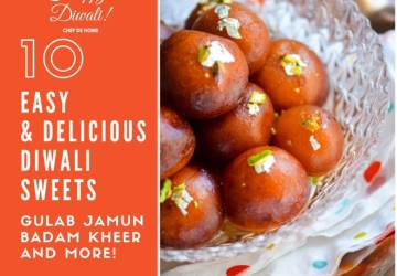 Top 10 Easy Diwali Sweets