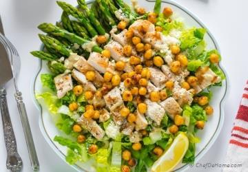 South Beach Diet Caesar Salad Dressing Recipe