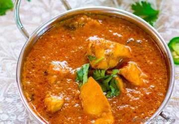 Yogurt Chicken Curry