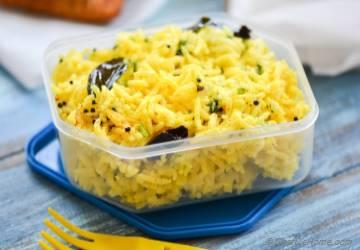 Picnic Yogurt(Curd) Rice