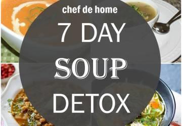 7 Day Soup Detox