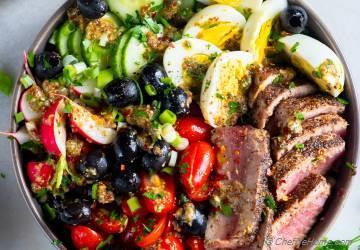 Nicoise Salad (Tuna Niçoise)