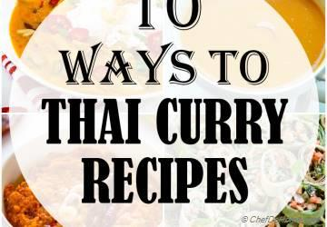 Thai Curry Recipes