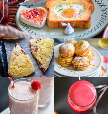 Sweet and Savory Mother's Day Brunch Recipes