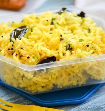 Picnic Yogurt(Curd) Rice