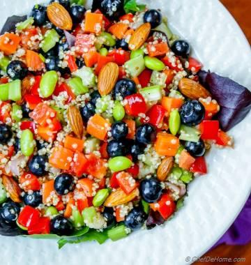 Quinoa Power Detox Salad
