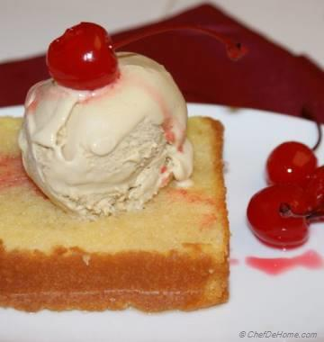 Drunken Pound Cake Recipe