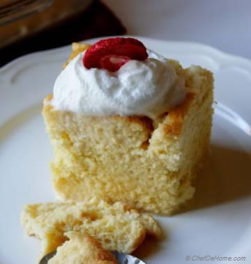 World's Best - Moist Tres Leche Cake