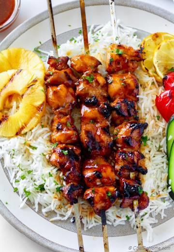 Huli Huli Chicken with Amazing Huli Huli Sauce
