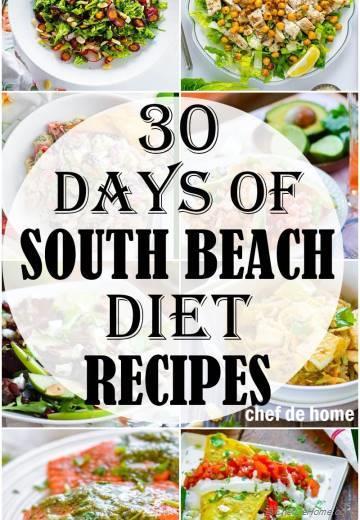 30 Days of South Beach Diet