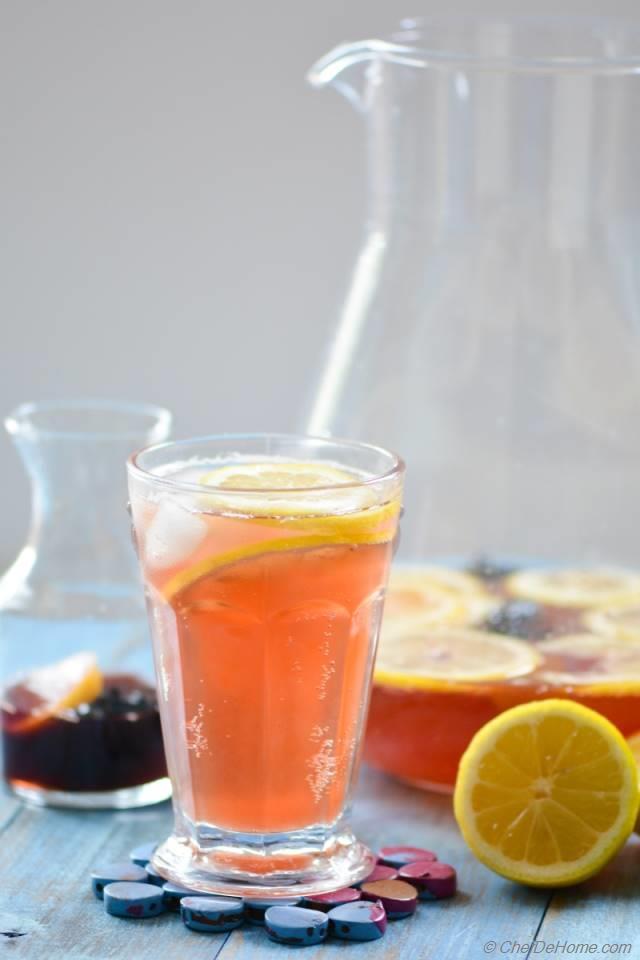 Hibiscus Tea Lemonade Recipes — Dishmaps