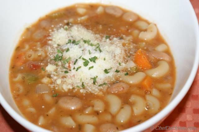 Pastas Soups Italian One Pot Meals