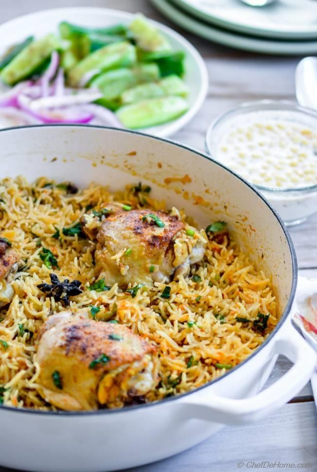 One pot curry chicken and rice recipe chefdehome forumfinder Image collections