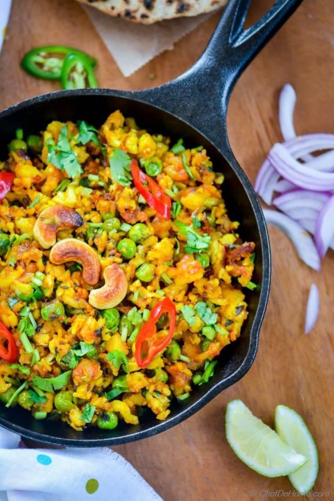 Indian punjabi paneer bhurji recipe chefdehome easy indian punjabi paneer bhurji recipe chefdehome forumfinder Gallery