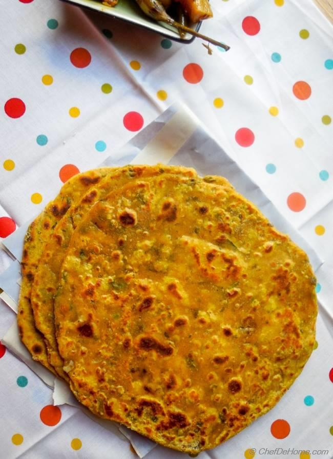 Healthy Keep Full Longer Breakfast Bread with Chickpea Flour | chefdehome.com