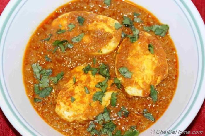 ... more? Try few newly added Egg Curry Recipes from suggestions below