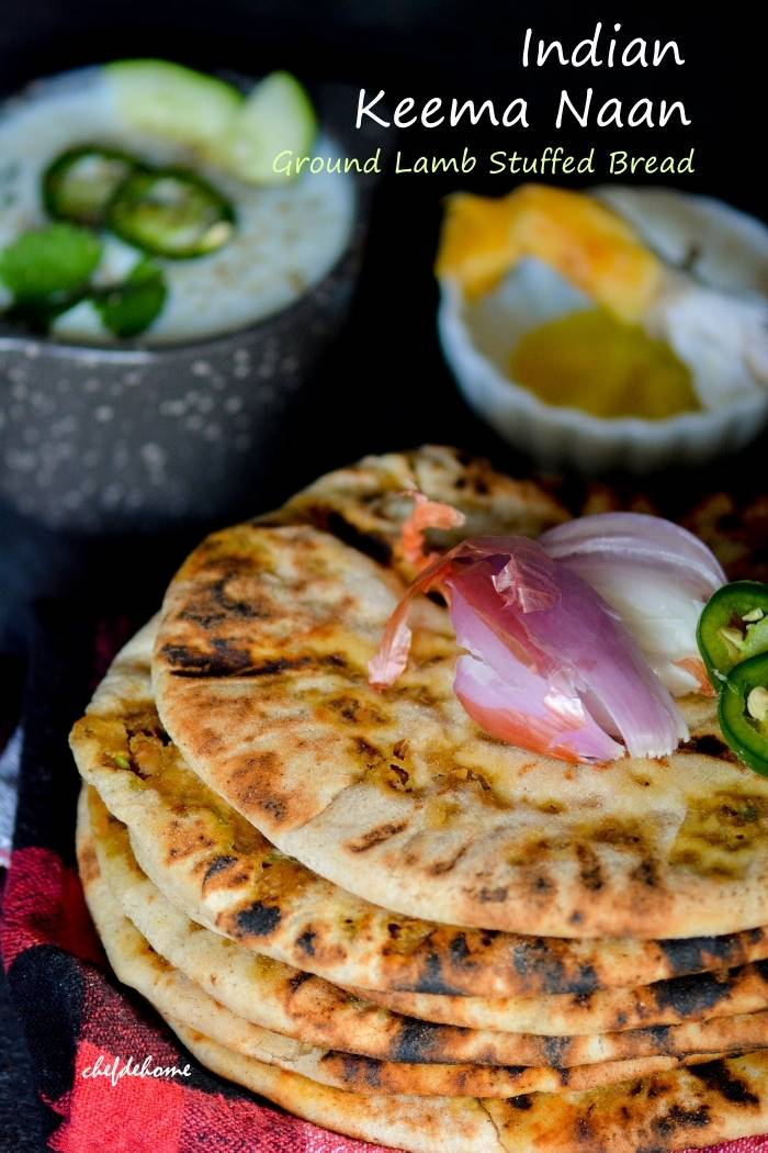 Restaurant style indian keema naan stuffed lamb bread recipe restaurant style indian keema naan stuffed lamb bread forumfinder Gallery