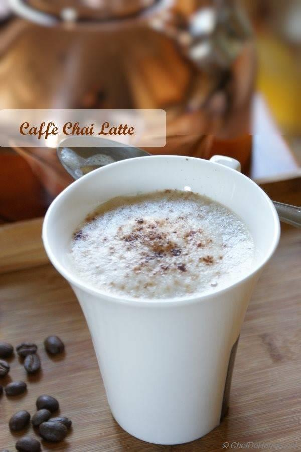 Coffee Chai Latte