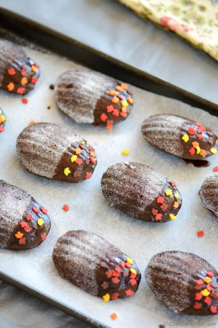 Easy Madeleine Cake Recipe