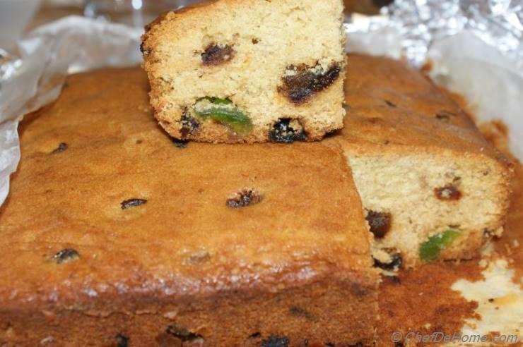 Christmas Cake Recipe Chefdehome Com