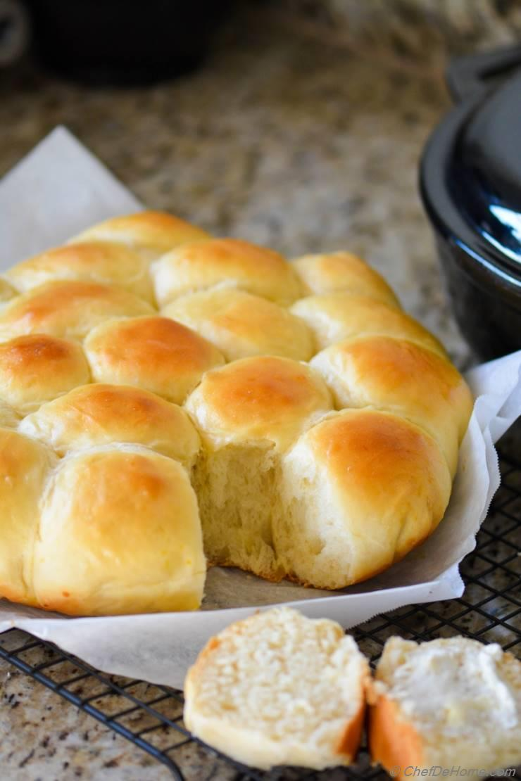 The Best Make-Ahead Thanksgiving Dinner Breads and Rolls