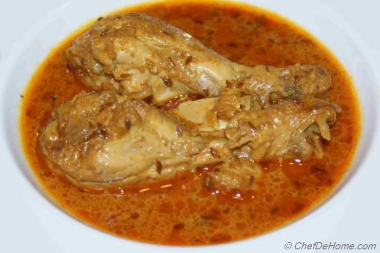 Punjabi chicken curry recipe chefdehome punjabi chicken curry forumfinder Images