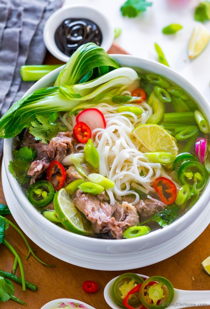 Pho In Instant Pot Recipe Chefdehome Com