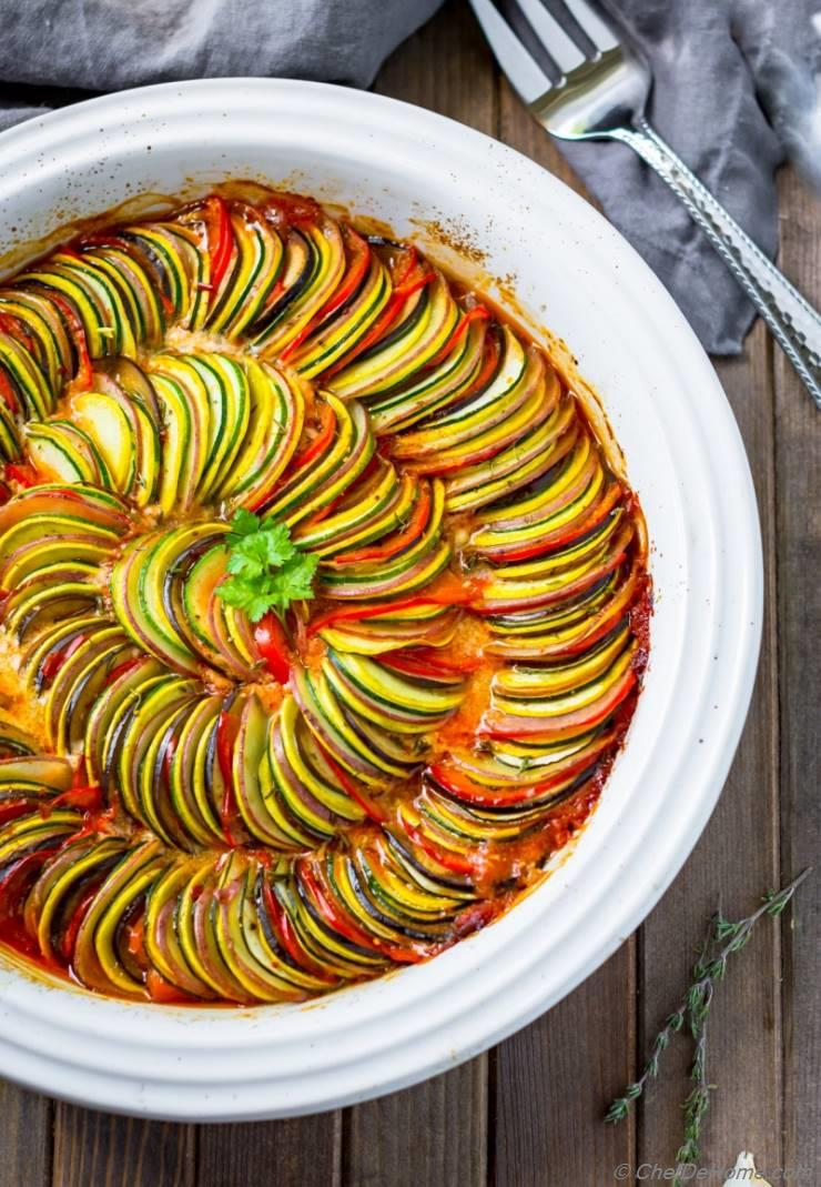 ratatouille ah recept