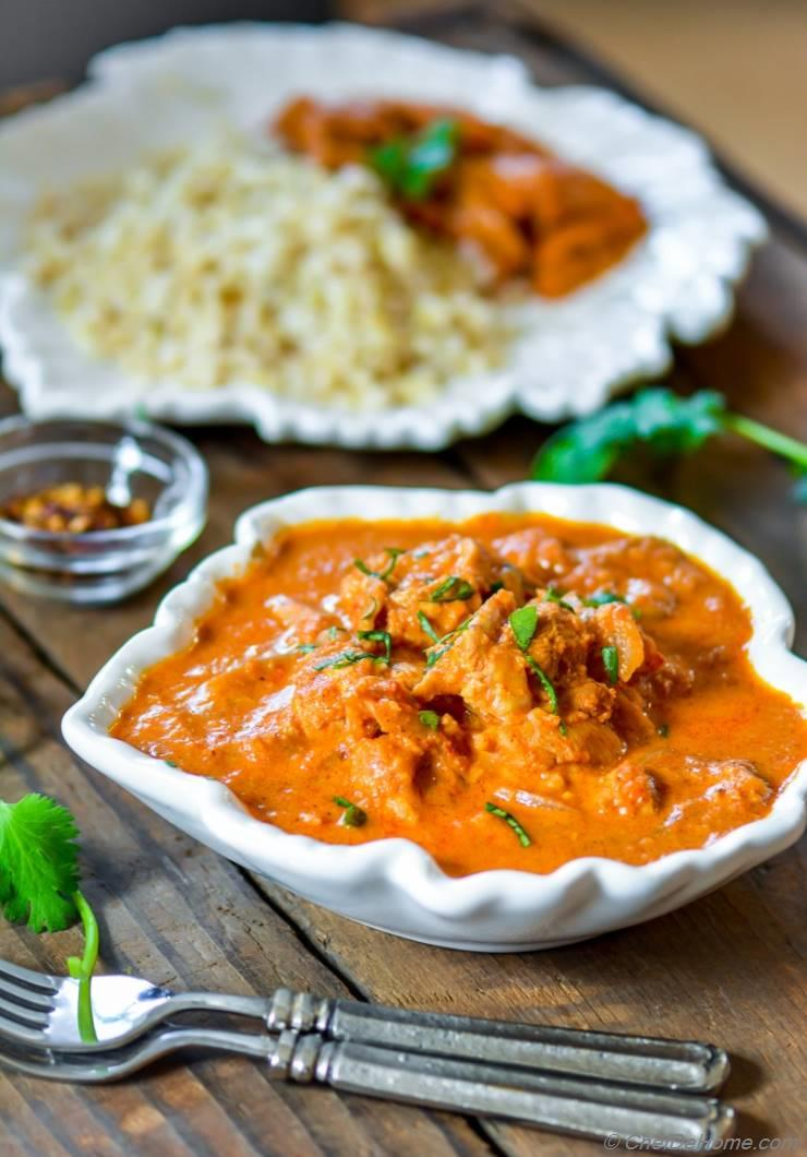 Restaurant Style Butter Chicken In Slow Cooker Recipe Chefdehome Com
