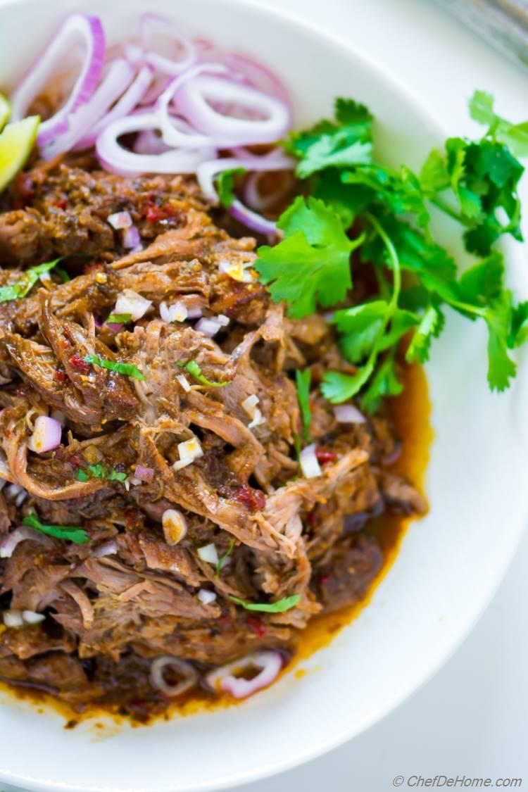 Easy Chipotle Barbacoa Recipe