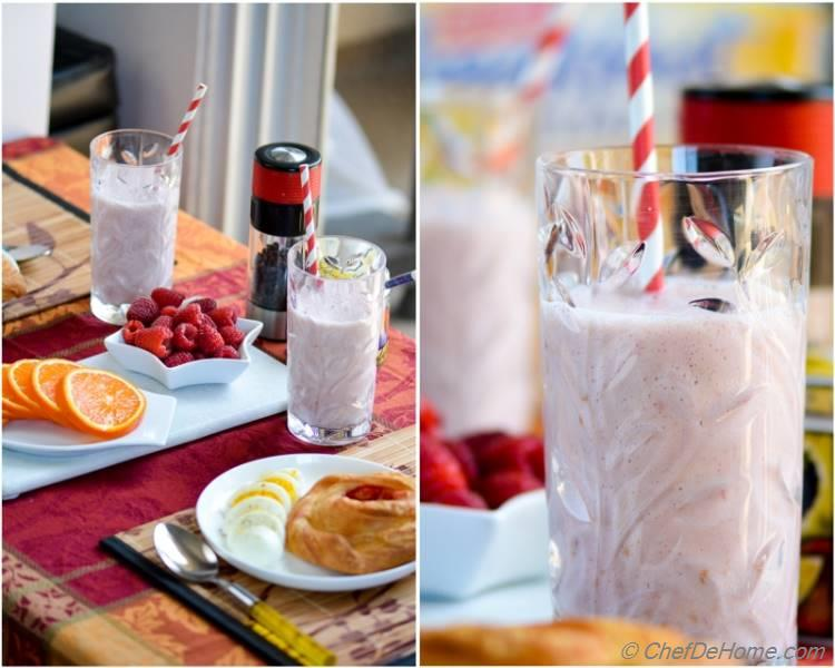 Weekend Breakfast Made Healthy with Nestle Carnation Breakfast Shake   chefdehome.com