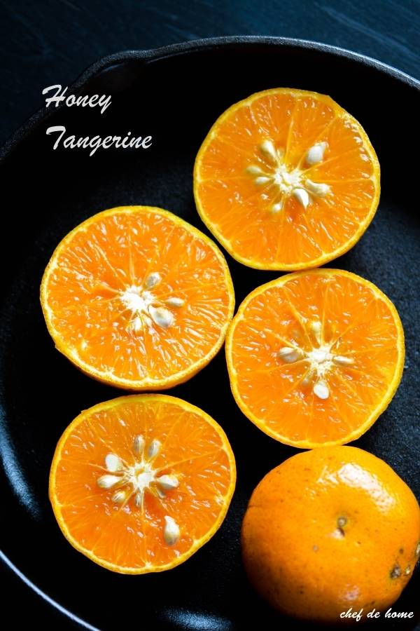 Honey Tangerines Food Photography ChefDeHome