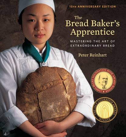 The Bread Bakers Apprentice Cookbok