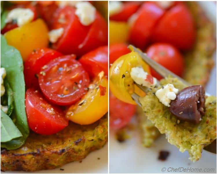 Recipe For Cauliflower Crispy Crust