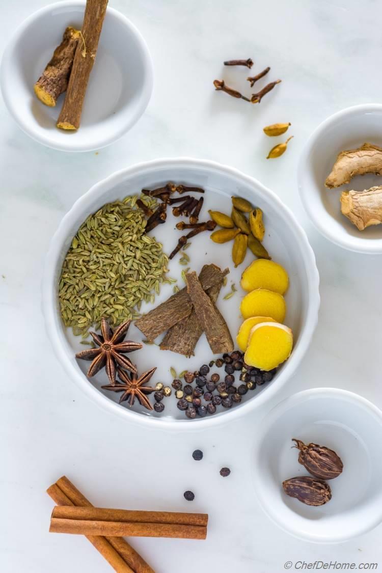 Easy Homemade Best Chai Spice Chai Masala Recipe